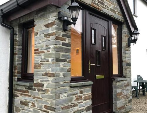 St Mellion Composite Door