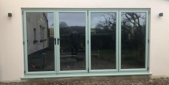 Bi Fold Doors Exeter