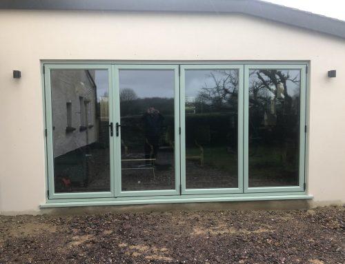 Exeter Bi Fold Doors